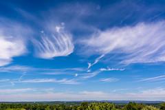 _DSC0250 (johnjmurphyiii) Tags: 06457 atkinsstreet clouds connecticut middletown originalnef sky summer tamron18270 usa cirrus johnjmurphyiii