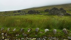 Deserted Village.. (Michael C. Hall) Tags: ireland mayo achill island deserted village slievemore