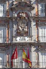 IMG_8954 (Sylga33) Tags: plaza mayor plazamayor madrid