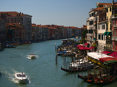 Canal Grande / Ponte de Rialto (Skylark92) Tags: venice venezia italy veneto canal grande gondola italie friuli giulia