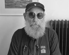 "Thore ""Lennon"" fra Norge (Ken-Zan) Tags: man thore konsthörnan kenzan ljunghav"