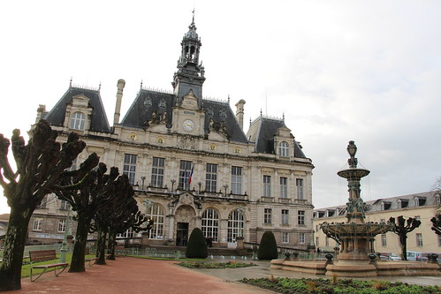 Limoges - Hôtel de Ville