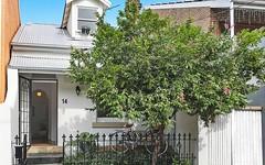 14 Baldwin Street, Erskineville NSW