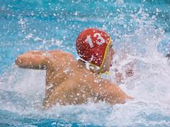 28190900 (roel.ubels) Tags: jong oranje nederland holland duitsland deutschland sport topsport waterpolo 2016 oefenwedstrijd alphen aan de rijn aquarijn