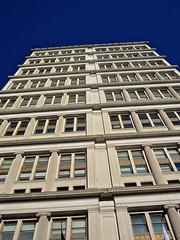 195 Broadway, New York, NY (Robby Virus) Tags: newyork newyorkcity nyc ny manhattan city bigapple 195 broadway building architecture windows skyscraper