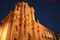 Duomo di Ortigia. #sicily #night #duomo #ortigia #siracusa #magia #italia (Tonis_24) Tags: sicily night duomo ortigia siracusa magia italia