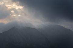 Breakthrough (Danny Birrell) Tags: canon canon6d tamron tamron7020028vc mountains light clouds sky sun moody lakedistrict 70200 landscape scenery