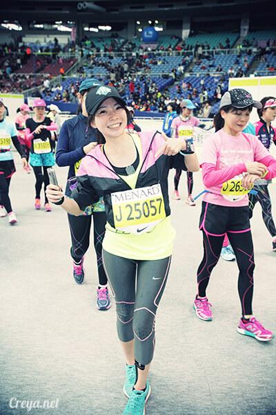 2016.09.18 ▐ 跑腿小妞▐ 42 公里的笑容,2016 名古屋女子馬拉松 32