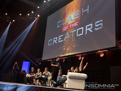 Clash of the Creators Sunday (multiplay) Tags: copyright2016ieventmediacouk creditlineadriangordonieventmedia day4monday days insomniagamingfestival insomniastage insomnia58 multiplay nec photographeradriangordonieventmedia iseries i58 birmingham uk