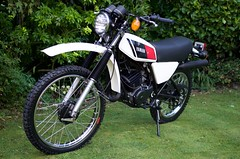 Yamaha DT175MX Rebuild (Andy J Lewis) Tags: yamaha dt dt175mx monoshock
