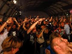 Roni Size madness (Passetti) Tags: lowlands festival ll16 ll biddinghuizen mojo 2016 muziek music muziekfestival pop cultuur jongeren zomer flevoland 3voor12 mcdynamite ronisize krust dj drumnbass xray