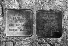 Berlin (baldenbe (on/off)) Tags: bw nb blackandwhite noiretblanc 645pro iphione iphone6se berlin holocauste shoa memorial mononochrome