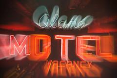 Alamo Motel (Thomas Hawk) Tags: alamomotel california losalamos santabarbaracounty usa unitedstates unitedstatesofamerica motel neon fav10 fav25 fav50