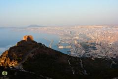 Le fort de Santa Cruz (Ath Salem) Tags: algrie oran wahran santa cruz glise port murdjadjo adour     mditerrane
