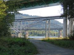 Minnesund bridge (Tanumine Photos) Tags: minnesund bridge akershus norway september 2016