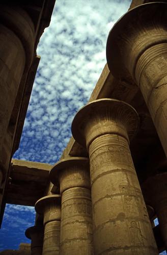 "Ägypten 1999 (431) Theben West: Ramsesseum • <a style=""font-size:0.8em;"" href=""http://www.flickr.com/photos/69570948@N04/29570342182/"" target=""_blank"">View on Flickr</a>"