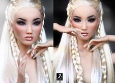 Demetae. (kingdomdoll) Tags: kingdom doll demetae kingdomdoll china english nails beauty resinfashiondoll resin fashiondoll fashiondollquarterly fashion