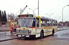 A120 260 7 (brossel 8260) Tags: belgique bus liege stil