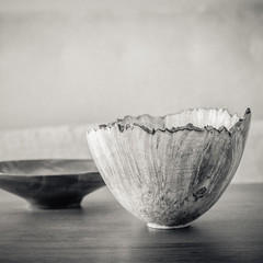 (catlucia) Tags: home bowl woodturning woodbowl myhusbandmadethese
