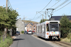 TEC 7428 @ Anderlues (Peter Van Gestel) Tags: metro m1 tram bn m2 halte tec charleroi anderlues routedethuin