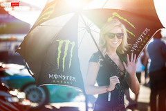 Formula D - Round 6 - Las Vegas 2012 (Monster Energy Promo Girl)