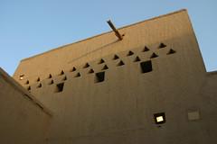 In the Qasr (California Will) Tags: castle fort arabia riyadh saudiarabia  masmak  almasmak qasr