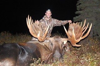 Alaska Bear Hunt and Moose Hunt - Dillingham 17