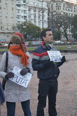 "Marcha de las putas Buenos Aires 2011 • <a style=""font-size:0.8em;"" href=""http://www.flickr.com/photos/76041312@N03/7926578620/""  on Flickr</a>"