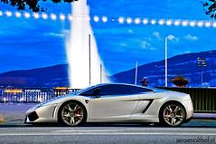 Lamborghini Gallardo SE (Jeroenolthof.nl) Tags: auto car photography se switzerland jeroen dubai photographer geneva united automotive spyder emirates arab lamborghini coupe v10 gallardo olthof wwwjeroenolthofnl jeroenolthofnl
