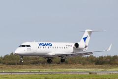 VP-BAO (ArkadyP) Tags: canon airport aircraft aviation transport io airlines uhhh spotting khabarovsk crj iae canadair regionaljet   crj200 khv vpbao iraero novyairport