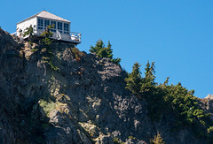 Park Butte Lookout, above Morovitz Meadow on the Mt. Baker National Forest (Matt McGrath Photography) Tags: washington firelookout westernwashington mtbakersnoqualmienationalforest parkbutte