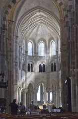 IMG_7438 (xsalto) Tags: france bourgogne eglise abbatiale vezelay saintemariemadeleine chœur