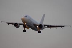 CS-TEX / Airbus A310-304 / 565 / Hi Fly (A.J. Carroll (Thanks for 1 million views!)) Tags: london heathrow airbus lhr 565 313 egll hifly a310300 a310304 27l cstex arikair