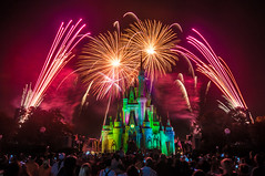 Everybody Scream! (Adam Hansen) Tags: halloween fireworks disney waltdisneyworld magickingdom mainstreetusa hallowishes mickeysnotsoscaryhalloweenparty disneyphotography