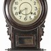 119. Antique Regulator Wall Clock