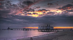 before sunrise at the pier / Explore - Front Page (matt.koerner1) Tags: clouds sunrise germany island deutschland pier pentax wolken balticsea insel matthias rgen sonnenaufgang ostsee hdr k5 sellin mecklenburgvorpommern seebrcke krner sigma1020 mattkoerner1