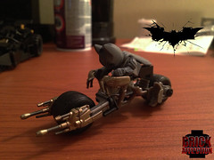 Batpod Fun (pecovam) Tags: brick dark lego batman knight custom bane affliction rises the pecovam