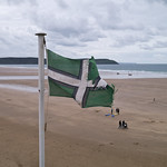 Flag of Devon thumbnail