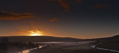 cadover sunrise (yadrad) Tags: sunrise devon dartmoor cadover dartmoornationalpark cadoverbridge