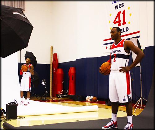 John-Wall and Bradley Beal