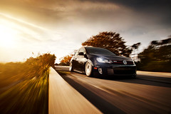 Bryan Paglione // H2Oi 2012 (Ronaldo.S) Tags: sunset vw nikon h2o rig flare roller gti mk6 d700 h2oi 3sdm