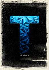 T (Paulo Roberto Dgrfico) Tags: blue black sexy art beauty azul triangles poster t typography layout design arte grunge letters preto sem font type beleza minimalism minimalismo fonte source espace serif espao tipografia sans tringulos letra tipo serifa