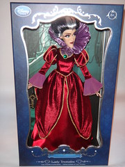 Lady Tremaine Limited Edition 17'' Doll - First Look - Boxed - Full Front View (drj1828) Tags: doll cinderella boxed limitededition disneystore 17inch ladytremaine