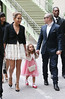 Jennifer Lopez, Casper Smart and her daughter Emme