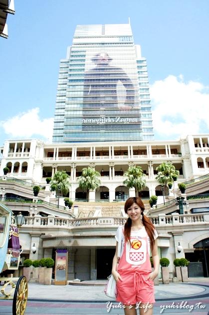 [2012夏‧香港]*尖沙咀‧1881 Heritage ~ 很有異國情調的購物休閒新地標