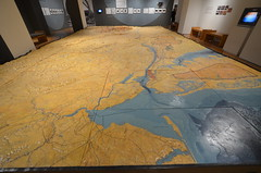Queens Museum of Art | The Relief Map of the N...