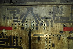 Not too informative, or 20th century hieroglyphs (PimGMX) Tags: heritage abandoned essen industrial weathered process scheme gelsenkirchen ruhrgebiet bord zollverein zeche zechezollverein kokerei colliery cokes roergebied ruhrpott industriekultur industrieelerfgoed