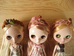 autumny headbands
