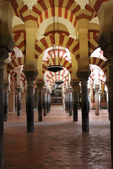 CathedralMosque of Crdoba (russ david) Tags: world our heritage lady de la hall site spain cathedral prayer columns may catedral mosque crdoba cordova assumption andalusian 2012 asuncin the nuestra seora diocese mezquitacatedral