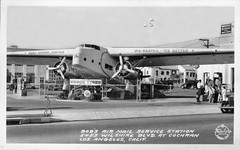 Fokker F-32 Final Landing (Konabish ~ Greg Bishop) Tags: 1930s airliner fokker f32 westernairexpress prattwhitneywaspengines prattwhitneyhornetengines